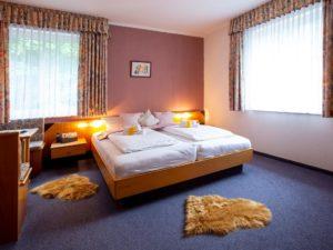 Komfort Doppelzimmer in der Drei Brüder Höhe in Mareinberg