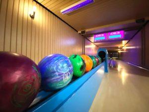 Bowlingbahn im Hotel Drei Brüder Höhe