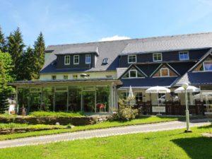 Hotel Drei Brüder Höhe in Marienberg