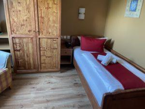 Einzlezimmer Single room